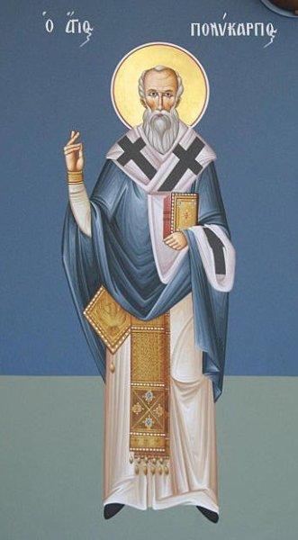 Thánh POLYCARPÔ Giám mục tử đạo (... - 155)