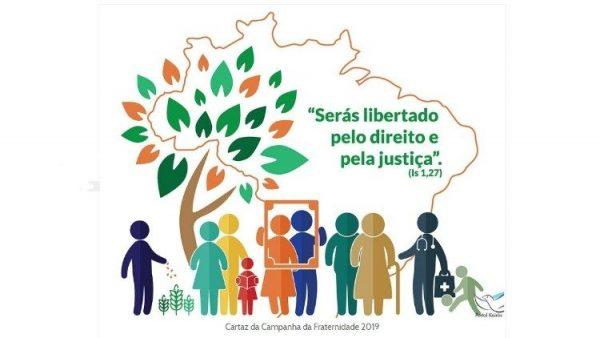 Sứ điệp ĐTC gửi Chiến dịch Huynh đệ mùa chay ở Brazil