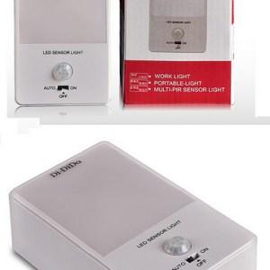 Đèn LED cảm biến đa mục đích Didida SHP-AA1