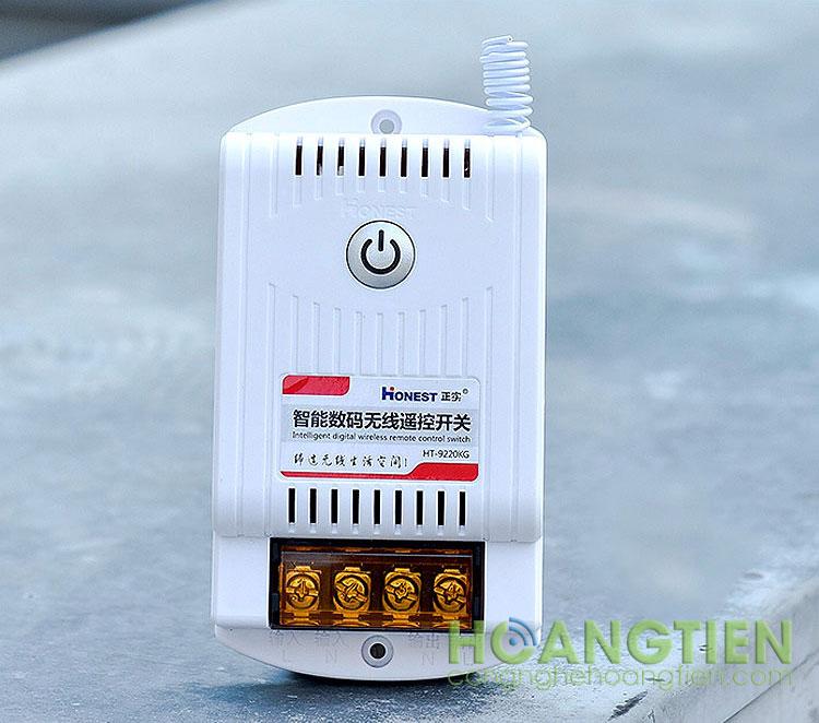 Công tắc điều khiển từ xa Honest HT-9220KG