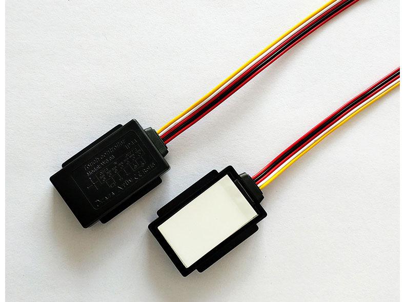 Công tắc cảm ứng đèn gương 3 chế độ 12V WS08D1