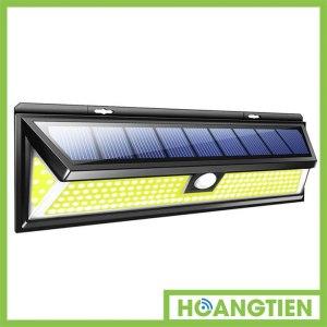Đèn năng lượng mặt trời cảm biến 180 LED HT-SL36