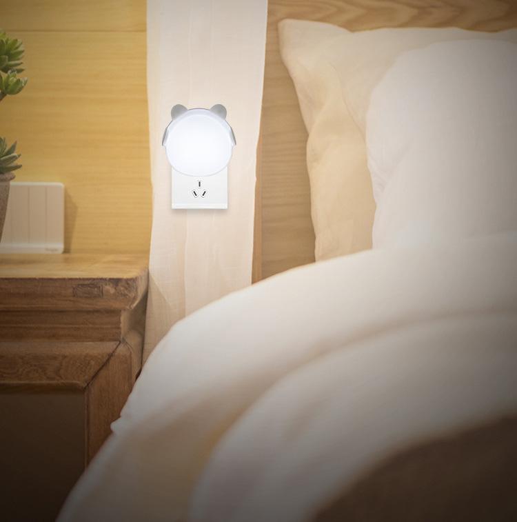 Đèn ngủ điều khiển từ xa NL-01
