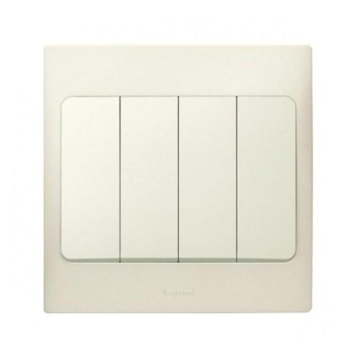Mallia-single-pole-4-gang-1-way-switch-281006-1