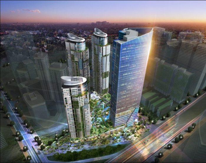 Dự án chung cư cao cấp sắp mở bán tại Hà Nội