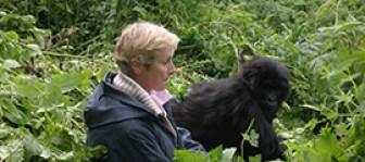 5 days Congo gorilla trekking safari Virunga & Mount Nyiragongo hike