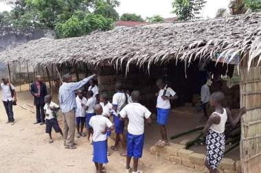 Sos: the education of children of the Democratic Republic of Congo at risk in the province of TSHUAPA