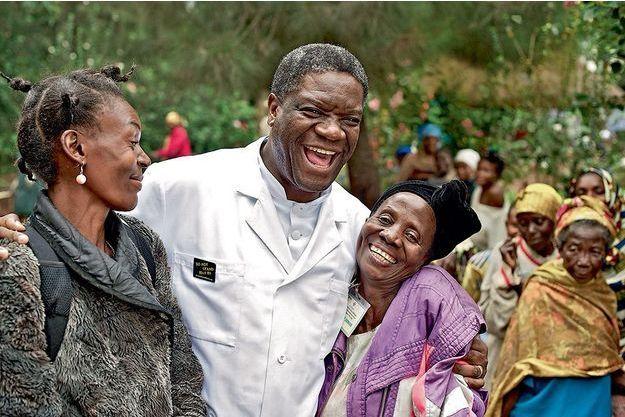 RDC-Bukavu: caravane motorisée des activistes pour célébrer le Nobel de Mukwege