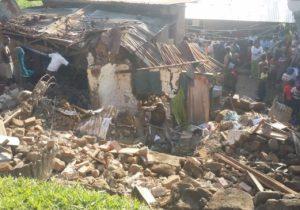 RDC/ Ituri: l'écroulement d'un mur fait 4 morts et 3 bléssés