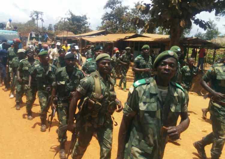 Sud-Kivu: violents combats entre FARDC et la milice Raïa Mutomboki à Kasimba