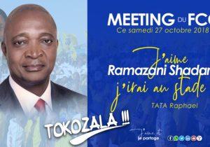 RDC : le FCC dément l'annulation de son meeting du stade Tata Raphael