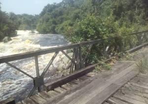 RDC/Kasaï Central : les Chinois ont soutiré une pièce sur le pont Lueta