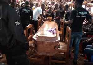 Bukavu : la journaliste Solange Lusiku se repose éternellement à Mushinga