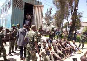 RDC/SUD-KIVU : une centaine de rebelles Maï-Maï, rwandais, burundais et ougandais capturés