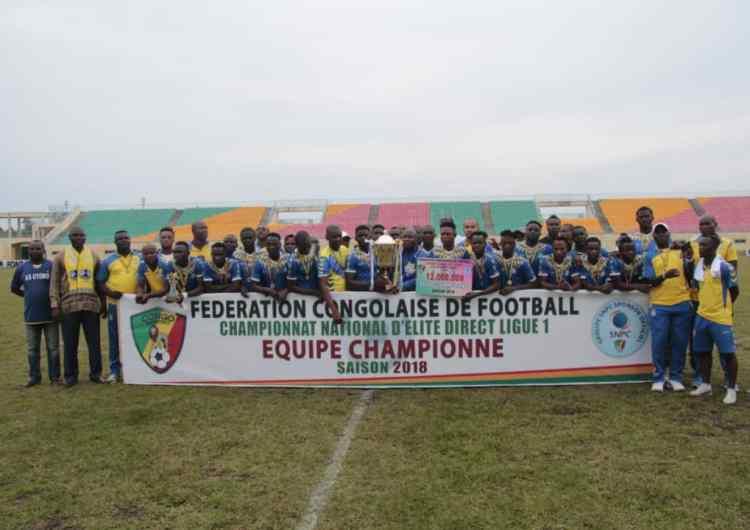 Congo/Brazza: l'As Otoho met le cap sur la Ligue des champions africaine