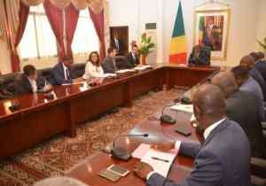 Congo/Brazza-FMI: la date de signature de l'accord-programme n'a pas été annoncée