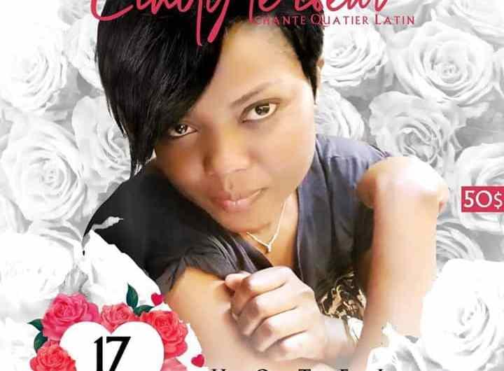 "Interdite de prester ce 17 novembre, Cindy demande ""pardon"" aux autorités de Kinshasa"