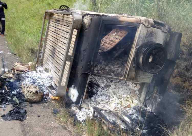RDC/Beni: nouvelle embuscade ce dimanche des présumés ADF contre des civils, 2 morts (provisoire)
