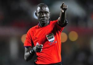 CAF-C2/ Finale aller Raja-V.Club : Papa Gassama au sifflet
