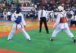 Taekwondo: la Coupe du Congo a démarré le samedi 17 novembre