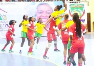 23ᵉ CAN Handball(F)/Brazza 2018 : la RDC termine 3e et se qualifie pour le Mondial 2019 !