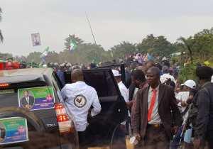 RDC/Élections : un journaliste enlevé et violemment battu pour avoir couvert un meeting de l'opposition (JED)