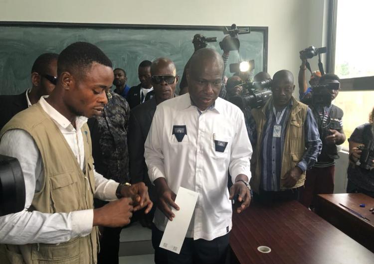 Fayulu demande à l'UA de réorganiser les élections dans 6 mois