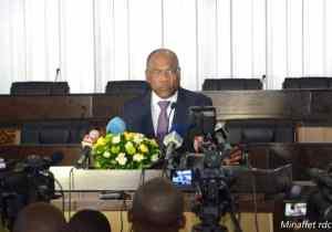 RDC: She Okitundu exige de l'UE la levée des sanctions contre les officiels congolais
