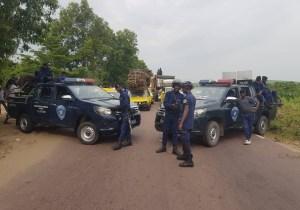 RDC/Présidentielle 2018: Fayulu bloqué à la bifurcation Nsele-Maluku, la Monusco saisie
