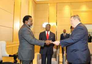 RDC/Diplomatie: 7 nouveaux ambassadeurs  dont celui des États-Unis, entrent en fonction