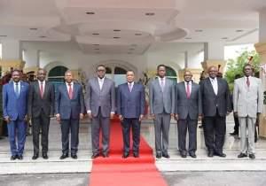 RDC/Élections: les chefs d'État de la SADC et de la CIRGL appellent les acteurs à la retenue