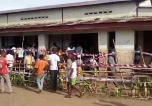 RDC/KANANGA: les bureaux de vote envahis, le scrutin se passe dans le calme ce matin