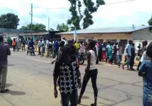 RDC/Kenge: un policier tente de voler l'argent d'une dame renversée par une moto