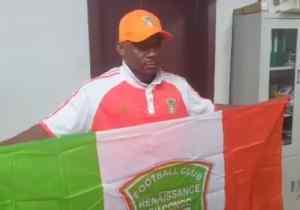 Papy Kimoto au chevet du FC Renaissance