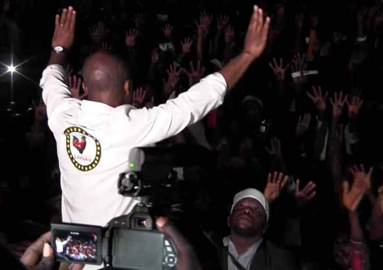 Les engagements de Fayulu à Beni: État de droit, Sécurité, Santé, Justice, Electricité, Agriculture…