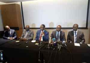 """Présidentielle: le FCC accuse Fayulu d'être en """"mission commandée"""""""