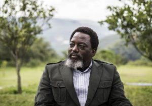 """J. Kabila: """"Certains pensent qu'en mettant une pression sur nous, je vais me tirer une balle dans la tête. Ils se trompent"""""""