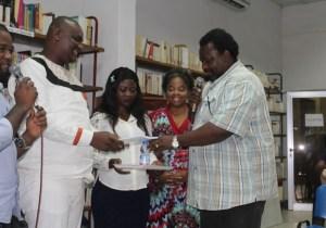 RDC/Culture: le poète Bia présente son nouveau recueil des  poèmes