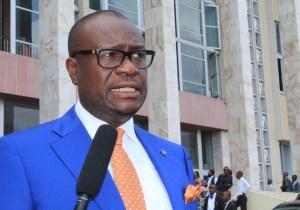 RDC/Politique: Delly Sessanga promet son soutien total à Félix Tshisekedi