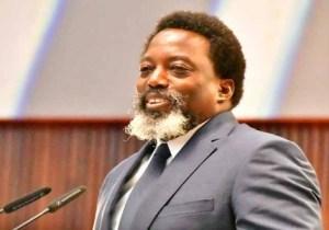 J. Kabila : «Je vous demande de soutenir Félix, comme vous l'avez fait avec moi»