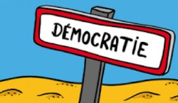 Tribune: Démocratie comme liberté de l'homme(Régis Ngudie, étudiant en philosophie)