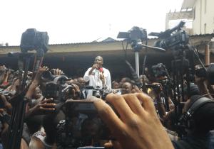 "RDC/Présidentielle 2018: Martin Fayulu a gagné avec 61,51 % ,selon ""Lamuka"""