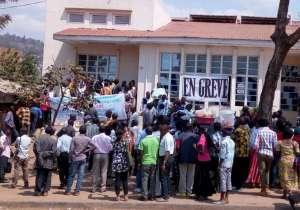 Sud-Kivu : en grève, les agents de la DPMER réclament 11 mois de salaires