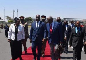 Diplomatie : l'économie au centre de la visite de Félix Tshisekedi à Nairobi