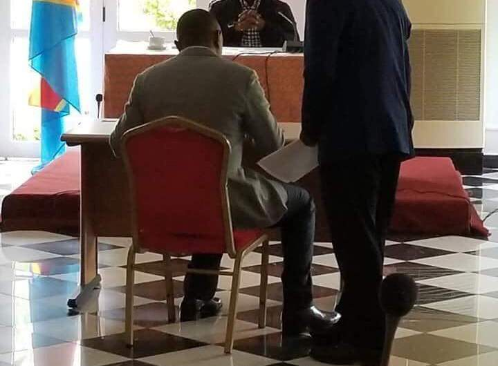 RDC: les sociétaires du FCC à Kingakati ce mercredi autour de J. Kabila