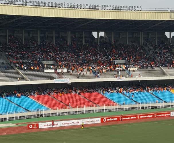 RDC/Kinshasa : le stade des Martyrs interdit à la Linafoot !