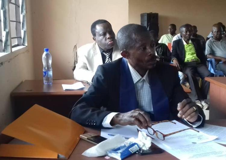 RDC/Kwango: le député Mukenzi Komina ne croit pas à la pauvreté de sa province