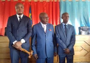 RDC/Kwango: Nzofu Shamanzila Albert, président du bureau provisoire de l'Assemblée provinciale