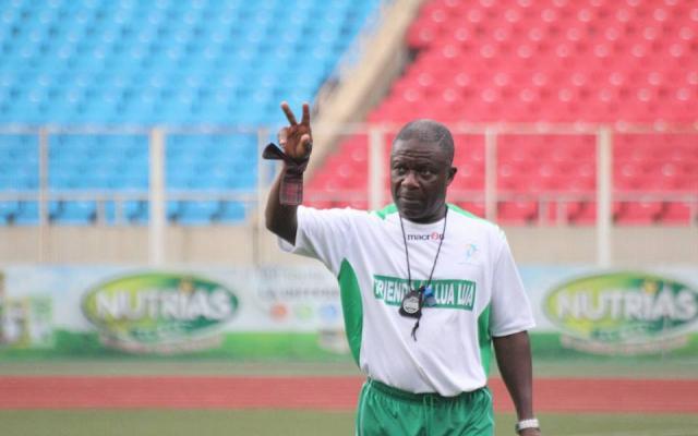 DCMP : Otis Ngoma reprend les commandes momentanément