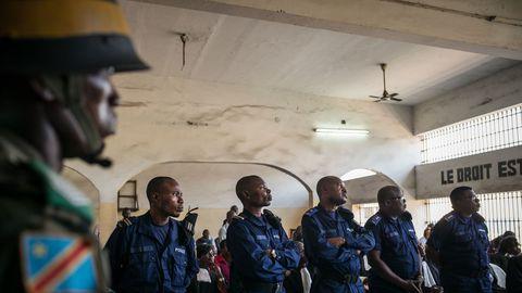 RDC/Beni: début du procès des policiers auteurs des crépitements de balles pour réclamer leur solde